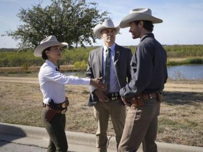 Walker - nowy Strażnik Teksasu