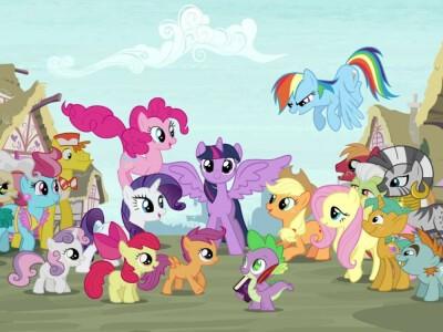 My Little Pony: Przyjaźń to magia