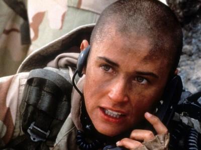 G.I. Jane – kobieta w elitarnej jednostce komandosów