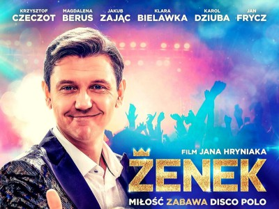 """Oficjalny zwiastun filmu """"Zenek"""" - premiera za niecałe trzy tygodnie"""