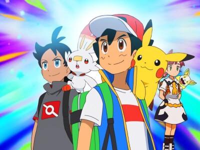 Pokemon Journeys - lepiej poznać pokemony