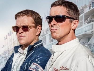 Le Mans '66 (2019) - biograficzny dramat sportowy
