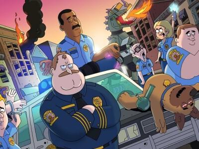 Paradise P.D. – animowana policja dla dorosłych