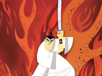 Samuraj Jack – walka z czarnoksiężnikiem to jego domena