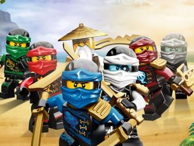 LEGO Ninjago – niesamowite przygody i ciekawe starcia