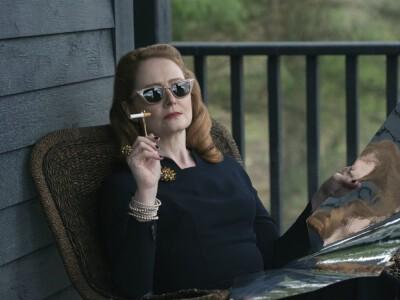 Miranda Otto – mroczna ciotka Sabriny. Znacie wszystkie wcielenia aktorki?
