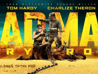 """""""Mad Max: Na drodze gniewu"""" - Charlize Theron i Tom Hardy wyjawili powód swojego konfliktu"""