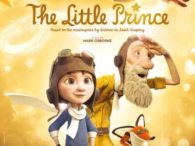 Mały Książę (2015) - baśniowa animacja