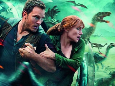 Jurrasic Park: Upadłe królestwo – na ratunek dinozaurom