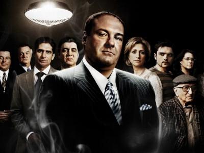 Rodzina Soprano - mafia z New Jersey