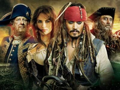 Piraci z Karaibów: Na nieznanych wodach - Jack i piękna piratka