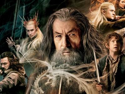 Hobbit: Pustkowie Smauga (2013) - druga część epickiej przygody