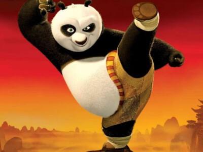 Kung Fu Panda (2008) - niezgrabny wojownik
