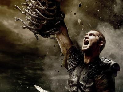 Starcie Tytanów - Perseusz w walce z Hadesem