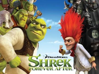 Shrek Forever (2010) - czwarta część przygód ogra