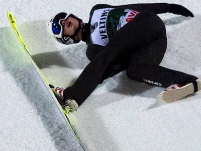 Dramat norweskiego skoczka po okropnym upadku – Thomas Aasen Markeng przeszedł już operację