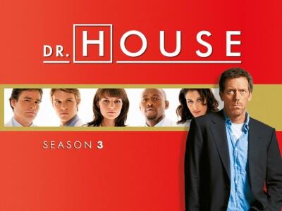 Dr House (sezon 3) – paralitycy i porwany przez kosmitów pacjent