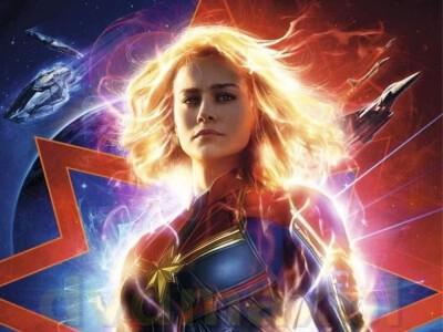 Kapitan Marvel - super moce niezwykłej kobiety