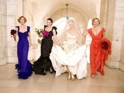 Seks w wielkim mieście - czy ślub się odbędzie?