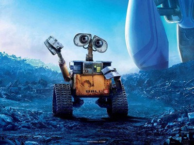 WALL·E - historia uroczego robota