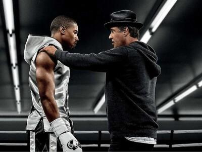 Creed: Narodziny legendy - Rocky Balboa i jego uczeń