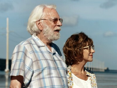 Ella i John - niezwykła podróż starszego małżeństwa