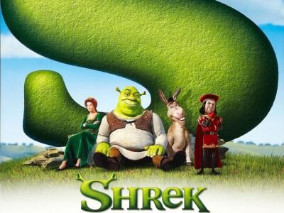 Shrek - początek zielonej przygody
