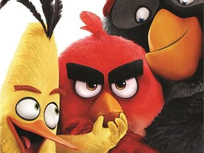 Angry Birds Film (2016) - najazd zielonych świń