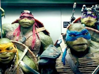 Wojownicze żółwie ninja - powstrzymać Shreddera