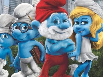 Smerfy (2011) - niebieskie stworki w Nowym Jorku