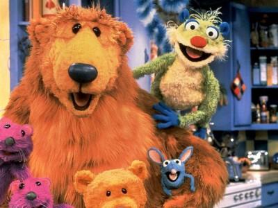 Niedźwiedź w dużym niebieskim domu - i jego przyjaciele!