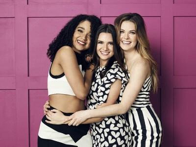 Dziewczyny nad wyraz - przygody trzech przyjaciółek