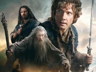 Hobbit: Bitwa Pięciu Armii (2014)- uwieńczenie trylogii