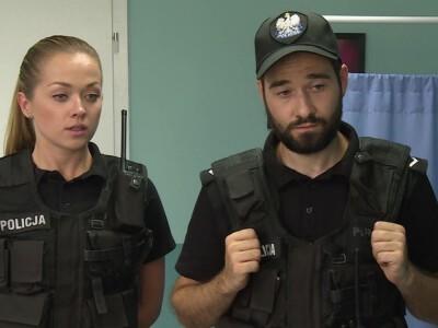 Policjanci i policjantki - zawsze gotowi do reakcji