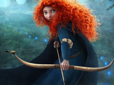 Merida waleczna - niezależna i odważna