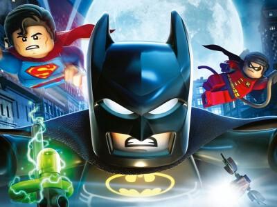 LEGO Batman. Moc superbohaterów DC. - klockowy świat