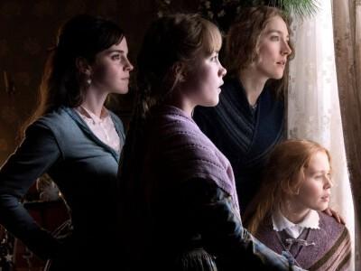 Małe kobietki - opowieść o niezwykłych siostrach