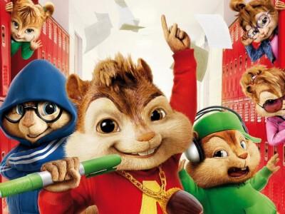 Alvin i wiewiórki 2 - zespół wiewiórek powraca