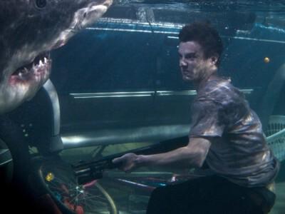 W szczękach rekina 3D - krwawe polowanie