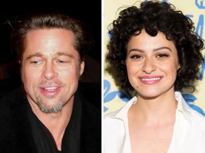 Brad Pitt i Alia Shawkat są w związku? Aktorka odpowiada