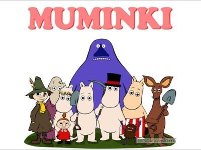 Muminki – przygody przyjaznych stworków