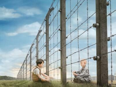 Chłopiec w pasiastej piżamie - historia Holocaustu opowiedziana oczami dzieci