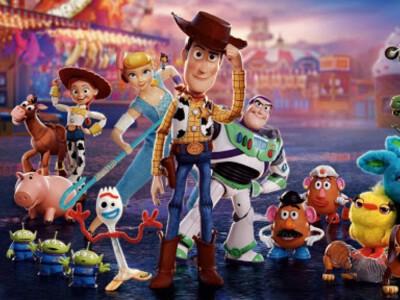 Toy Story 4 - wielka akcja poszukiwawcza