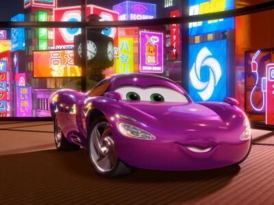 Auta 2 - nowe przygody samochodów