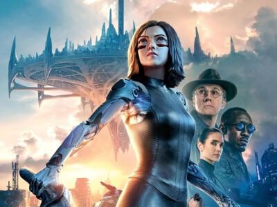 Alita: Battle Angel - doktor ratuje kobietę cyborga