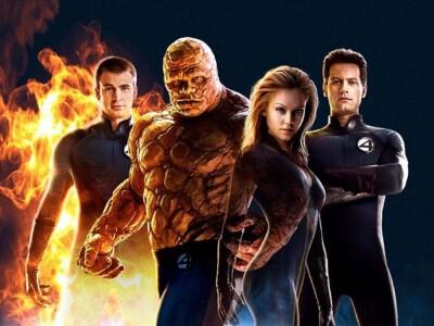 Fantastyczna czwórka - mają wielkie supermoce