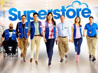 Supermarket - pracownicy sklepu