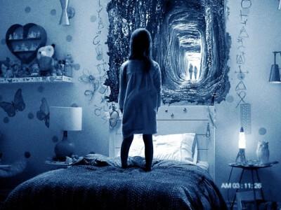 Paranormal Activity: inny wymiar - mrocznych tajemnicy ciąg dalszy