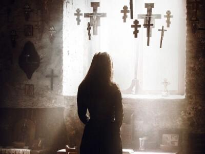 Krucyfiks - tajemnica śmierci opętanej