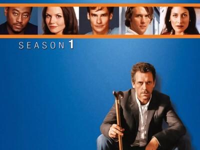 Dr House (sezon 1) – genialny lekarz o niekonwencjonalnych metodach